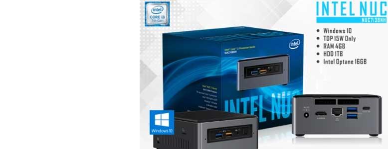 Intel NUC7i3BNHXF