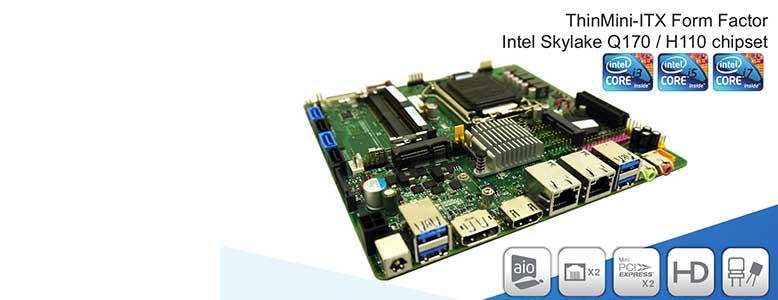 Mitac PH12SI (Intel Skylake)
