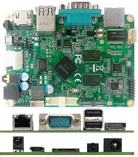 Jetway JARMR3128-1N (ARM Cortex A7, Android 5.1 / Linux 4.4)