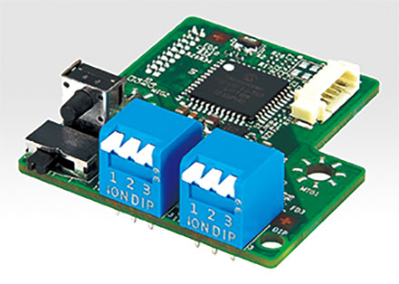 Mitac MX1-10FEP expansion module MS-01IGN-S10 (Vehicle Power Ignition Card, 12V/24V, Power ON/OFF Timing Selectable)