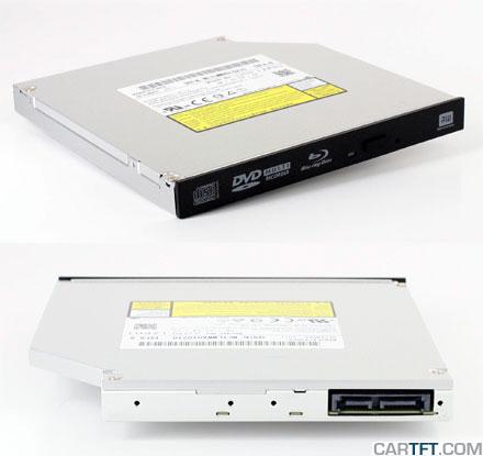 SLIM-LINE DVD+-R/RW Blu-ray XL Panasonic SATA (UJ-260)