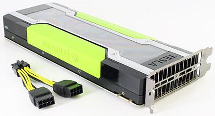 Nvidia TESLA K80 24GB GDDR5 PCIe x16 (900-22080-0000-000)