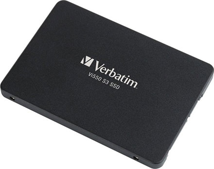 "Verbatim 2.5"" SATA SSD Vi550 1TB"